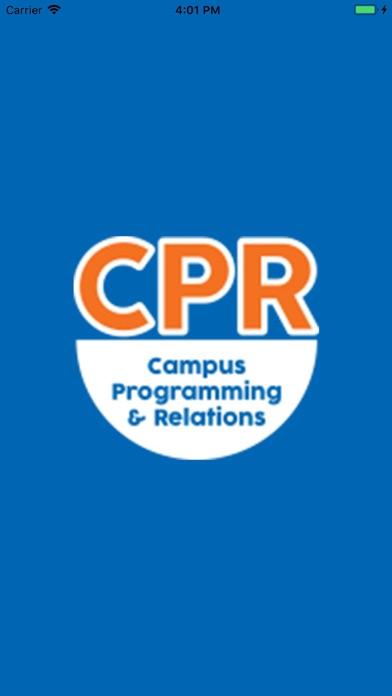 UW-Platt CPR Events screenshot one