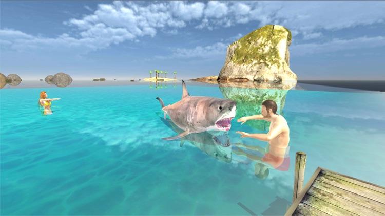 Angry Shark Attack Simulator