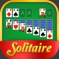 Classic Solitaire Card Game!