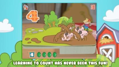 Farm 123 - Learn to count!のおすすめ画像3