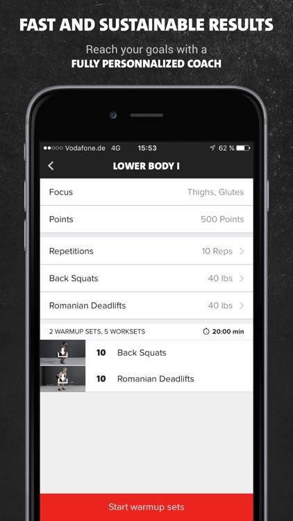 Freeletics Gym screenshot-4