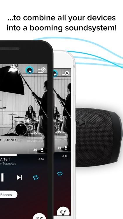 AmpMe - Play Music Louder screenshot-3