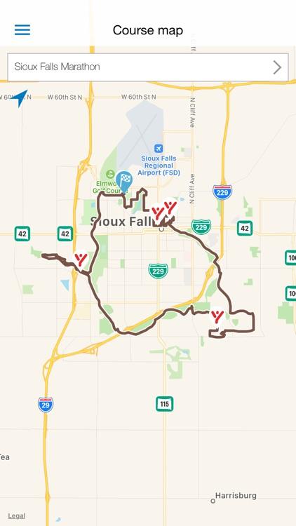 Sioux Falls Marathon screenshot-4