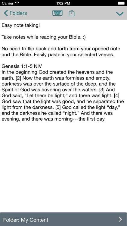 One Year® Praying Thru Bible screenshot-3
