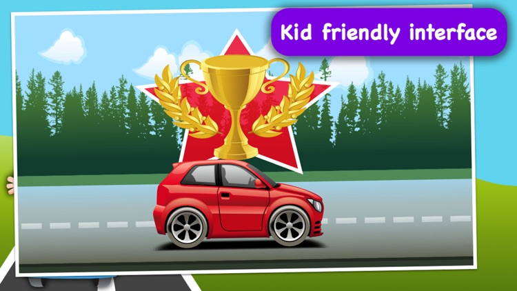 Baby Race - build a car and take a ride! screenshot-4