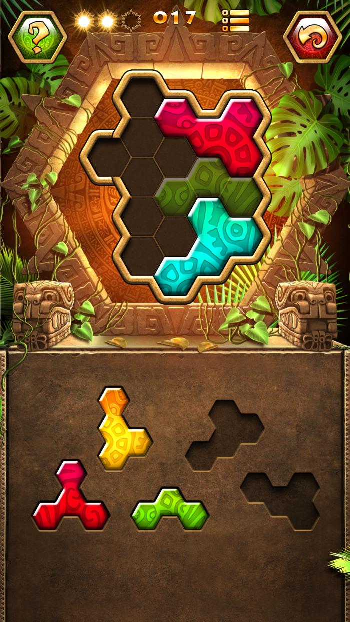 Montezuma Puzzle 3 Screenshot