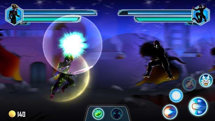 Dragon Shadow Battle Warriors screenshot-3