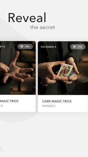 Magic One: Tricks and Reveals on the App Store
