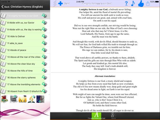 Hymnes et Louanges Pro
