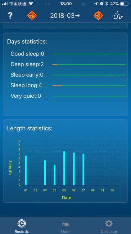 SleepyHead for watch pro screenshot-3