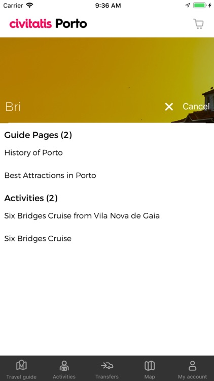Porto Guide Civitatis.com screenshot-9