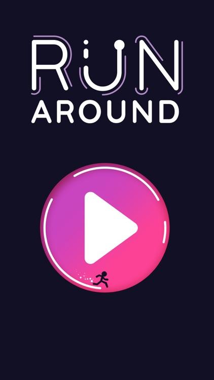 Run Around 웃 screenshot-5