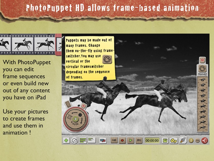 PhotoPuppet HD screenshot-3