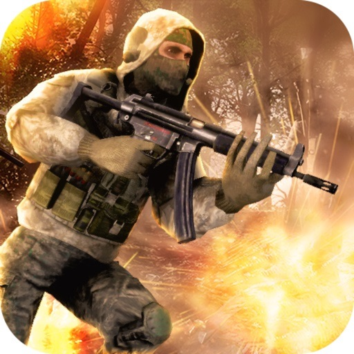 Modern War FPS Shooting icon