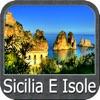 Sicilia e Isole Sud Italia GPS