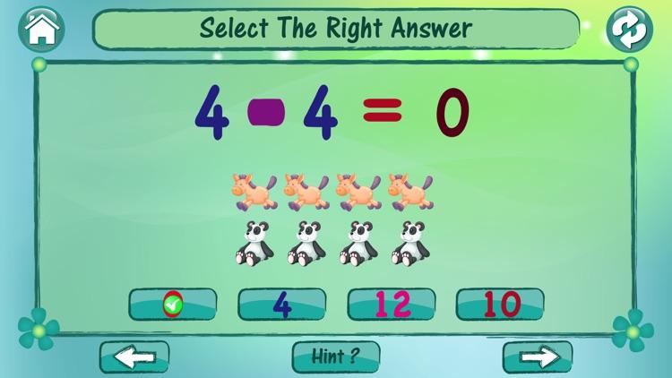 Math Addition Subtraction Game screenshot-5