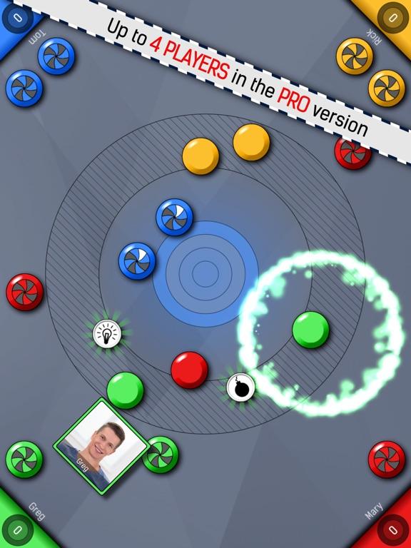 Hover Disc 2 - Multiplayer Fun для iPad