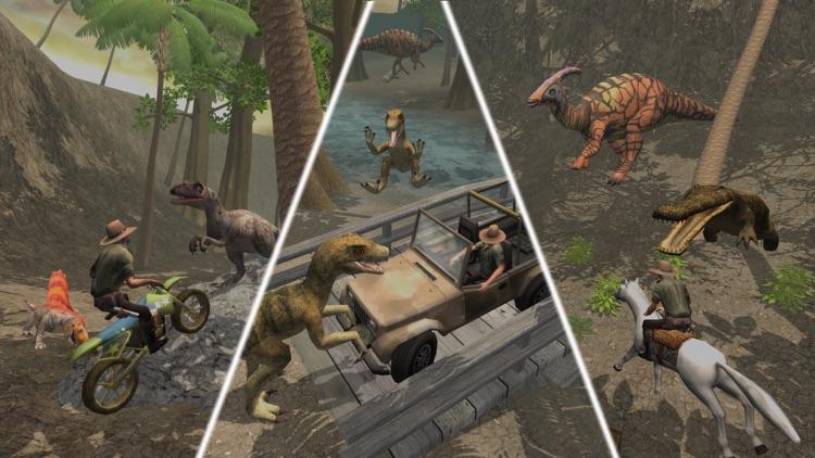 Dinosaur Safari: I-Evolution screenshot-3