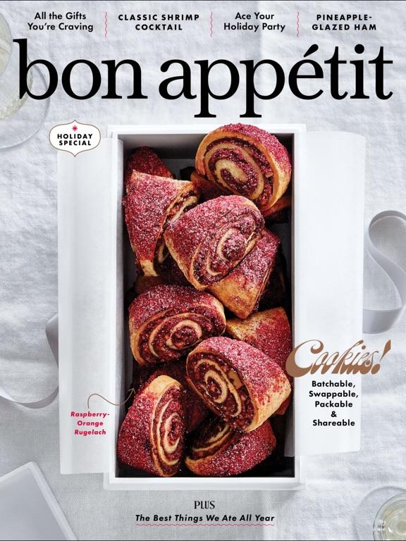 Bon Appetit iPad