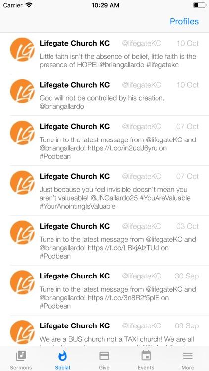 Lifegate Church KC