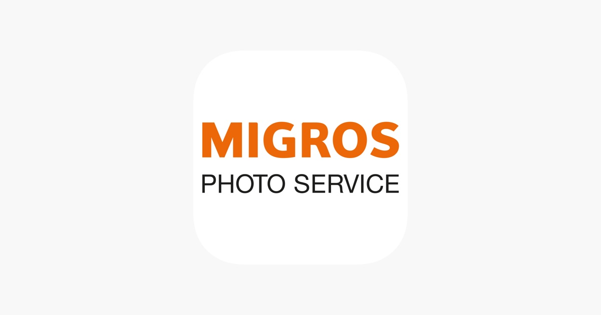 Migros Photo Service on the App Store