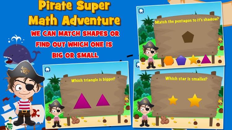 Pirate Math Adventure Island screenshot-3