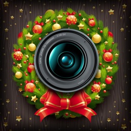 Santas Christmas Photo Frame