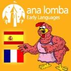 Ana Lomba – Francés para niños: La gallina roja (Cuento bilingüe español-francés) icon