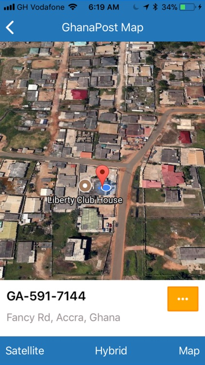 GhanaPostGPS screenshot-4
