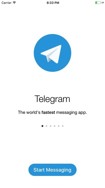 Telegram Messenger screenshot-0