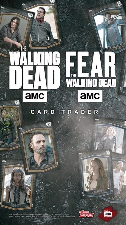 The Walking Dead: Card Trader