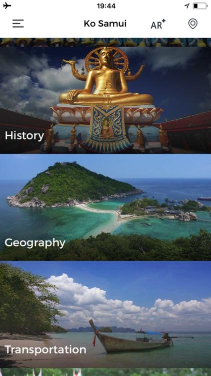 Ko Samui Travel Guide Offline screenshot-0