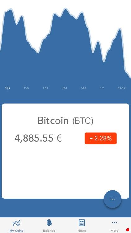 CryptoApp screenshot-3