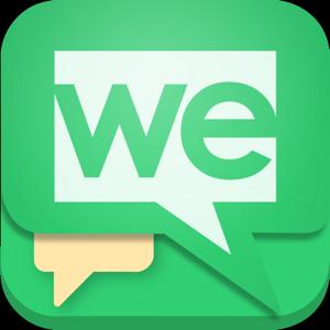 WeSpeke Chat app