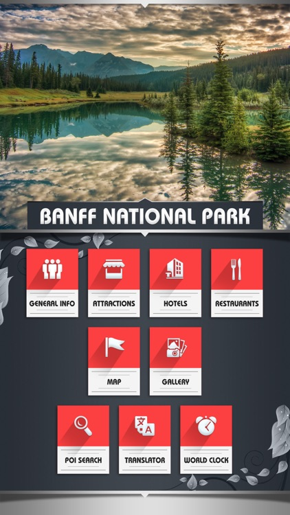 Visit Banff National Park