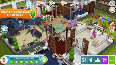download Los Sims™  FreePlay apps 0