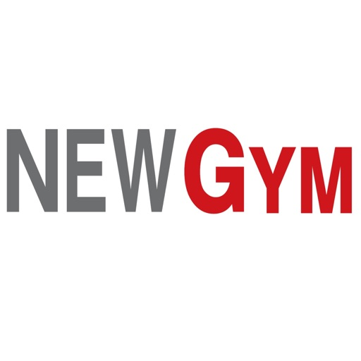 New Gym Wellness application logo