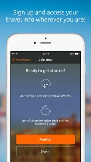 opodo rabatt iphone app