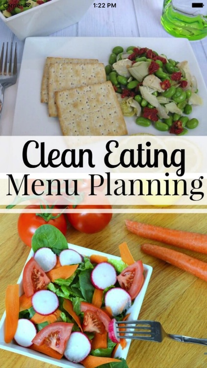 Clean Eating Plan and Recipes