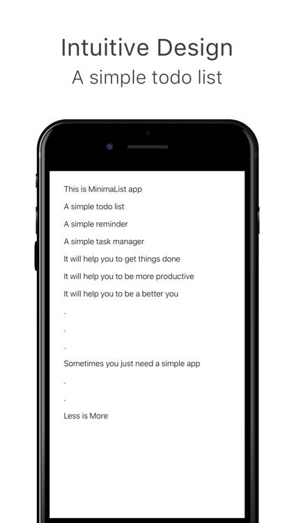 MinimaList – To Do List, Reminder & Task Manager