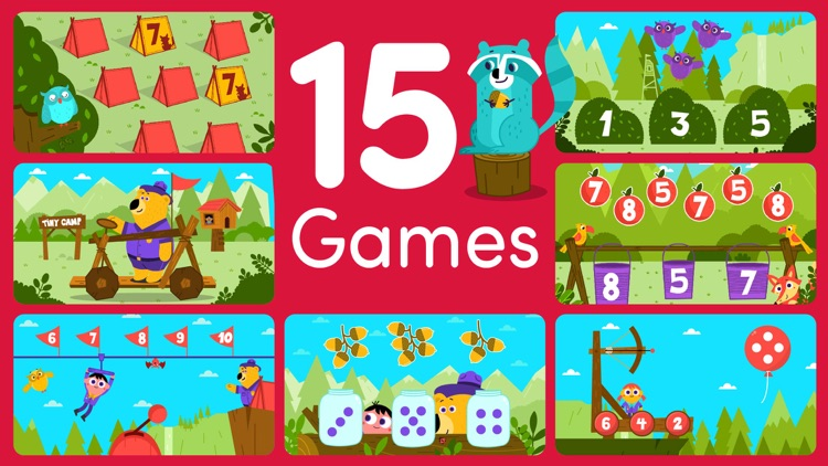 123 Toddler games for 2 3 year