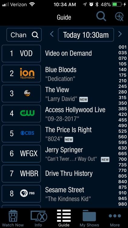 XtreamTV by Mediacom by Mediacom Communications Corporation