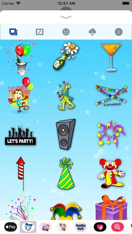 Happy Birthday! • Stickers screenshot-8