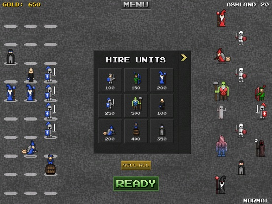 Screenshot #4 for 8bitWar: Apokalyps