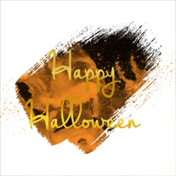 Painted Words : Halloween