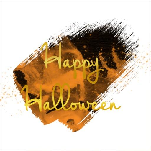 Painted Words : Halloween