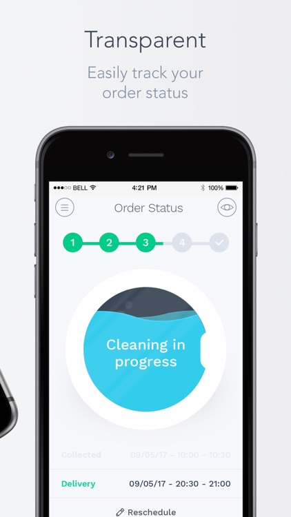 Zipjet » the Laundry App
