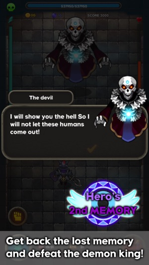 Hero's 2nd Memory Screenshot