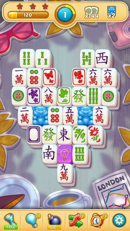 Mahjong+ screenshot-6