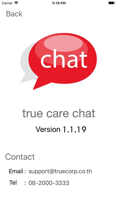 Screenshot #2 pour True Care Chat